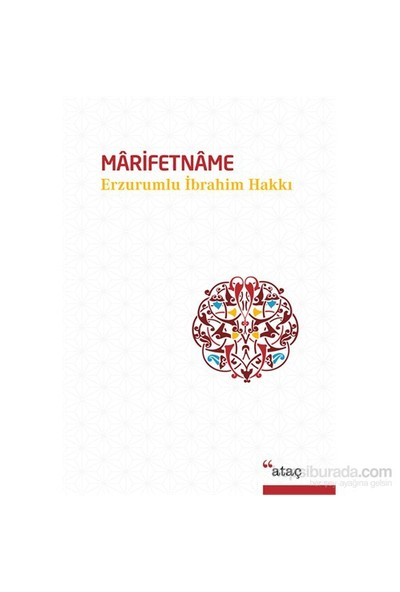 Marifetnâme - Erzurumlu İbrahim Hakkı Hazretleri