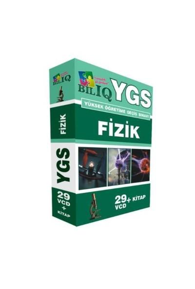 BİL IQ YGS Fizik Hazırlık Seti 29 VCD+Kitap
