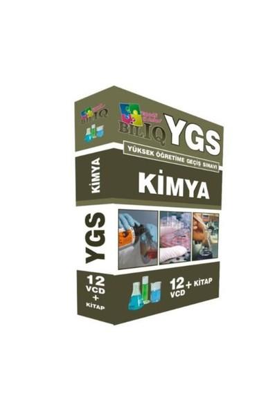 BİL IQ YGS Kimya Hazırlık Seti 12 VCD+Kitap