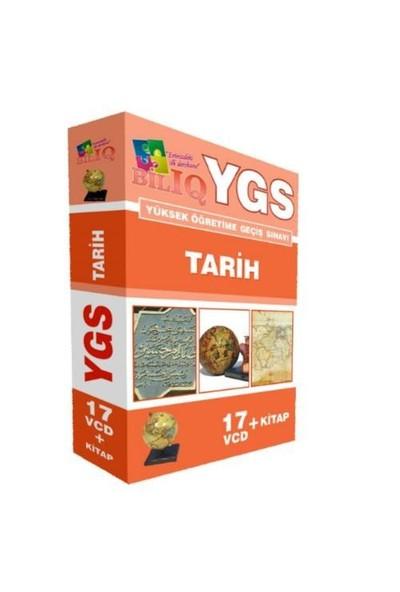 BİL IQ YGS Tarih Hazırlık Seti 16 VCD+Kitap