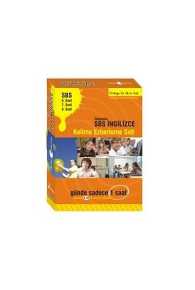 Kelime Ezberleme İlköğretim SBS İngilizce Seti
