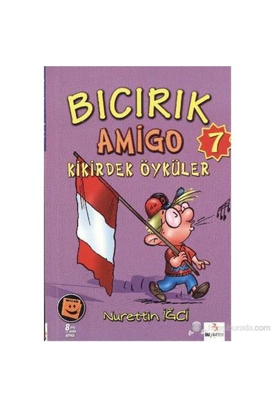Bıcırık Dizisi-07: Bıcırıktan Kikirdek Öyküler Amigo-Nurettin İğci