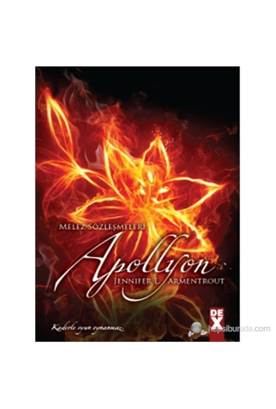 Melez Sözleşmeleri 4 - Apollyon - Jennifer L. Armentrout