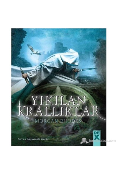 Yıkılan Krallıklar - Morgan Rhodes