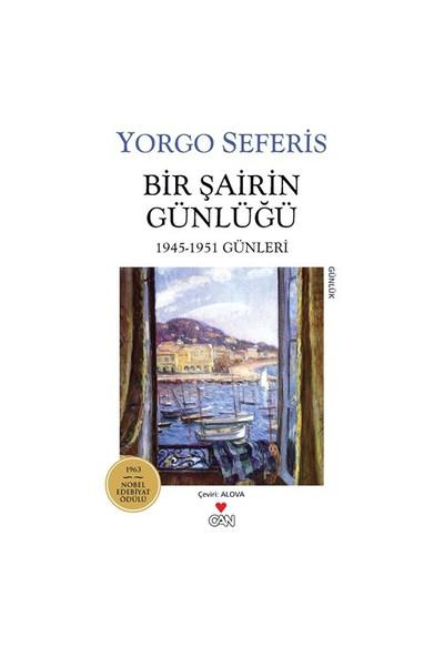 Bir Şairin Günlüğü (1945-1951 Günleri)-Yorgo Seferis