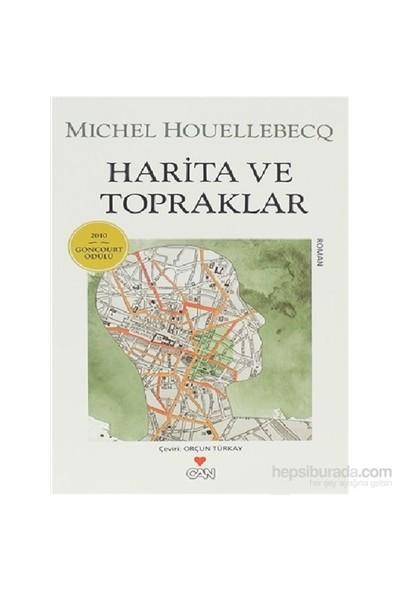 Harita Ve Topraklar-Michel Houellebecq