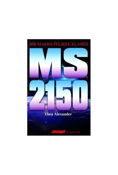 M. S. 2150 - Thea Alexander