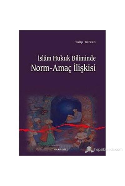 İslam Hukuk Biliminde Norm-Amaç İlişkisi-Talip Türcan