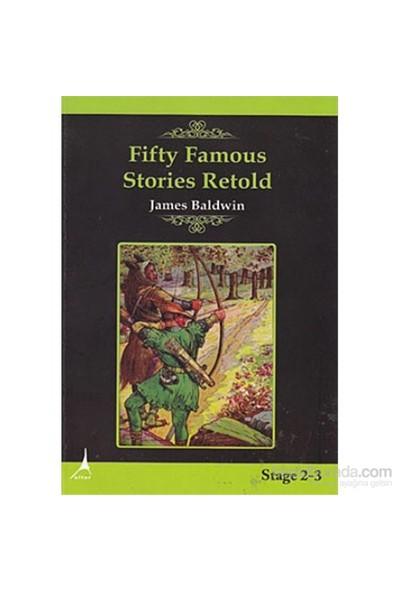 Fifty Famous Stories Retold-James Baldwin