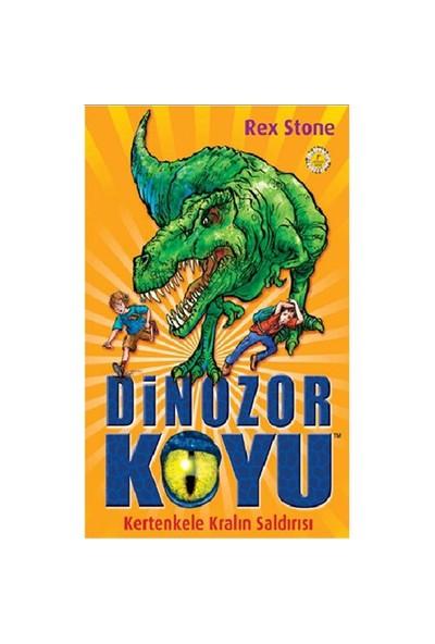 Dinazor Koyu - Kertenkele Kralın Saldırısı 1 - Rex Stone