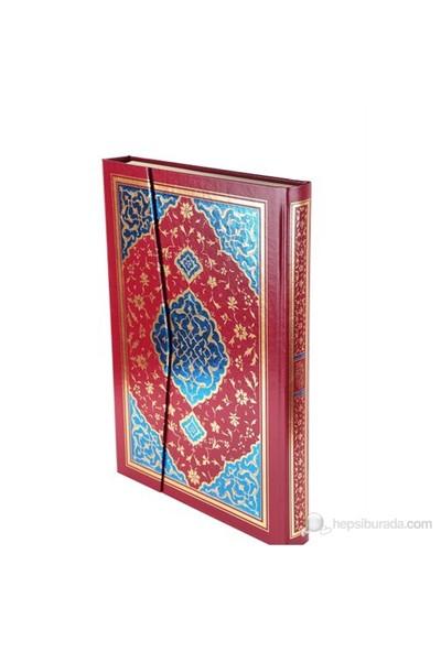 Kur'an-ı Kerim Bilgisayar Hattı (Rahle Boy - 2 Renkli)