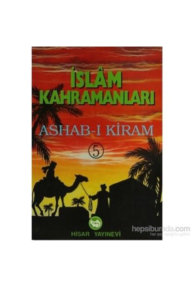 İslam Kahramanları Ashab-I Kiram (5 Kitap Takım)-Muhammed Ali Kutub