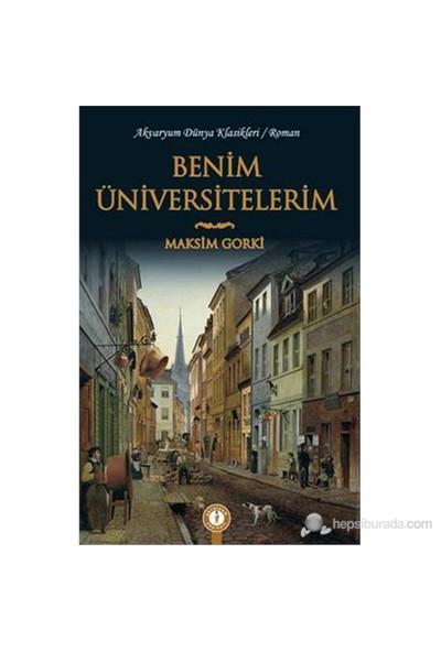 Benim Üniversitelerim-Maksim Gorki