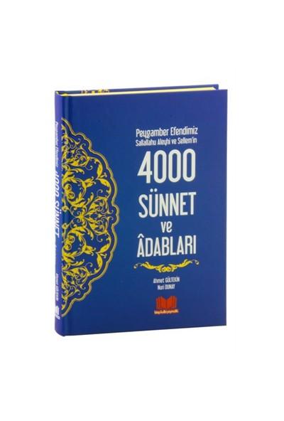 Peygamber Efendimiz (S.A.V)'İn 4000 Sünnet Ve Adabları - Nuri Dunay