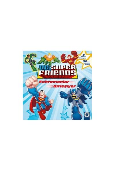 Kahramanlar Birleşiyor: Robotun Saldırısı (Dc Super Friends)-D. R. Shealy