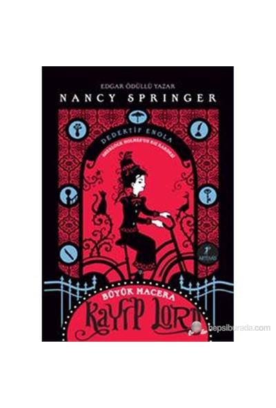 Kayıp Lord - Dedektif Enola Sherlock Holmes'Un Kız Kardeşi-Nancy Springer