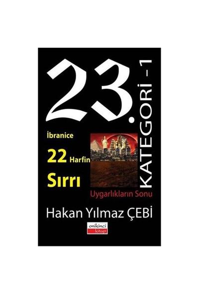 23 Kategori -1 İbrabice 22 Harfinin Sırrı - Aylin Öğünç