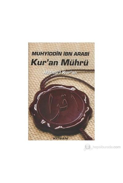 Kur'An Mührü-Muhyiddin İbn Arabi