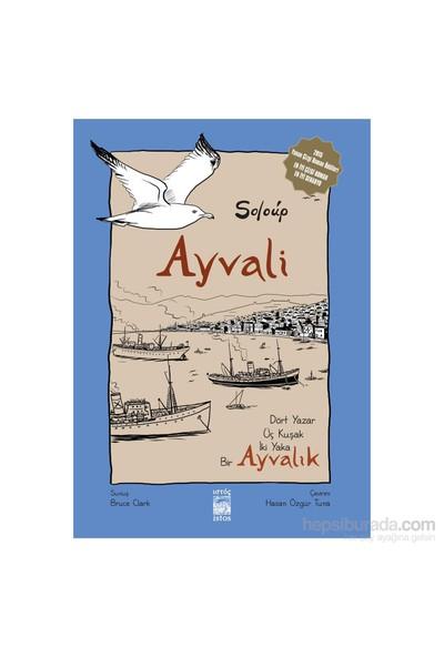 Ayvali, Ayvalık: Dört Yazar, Üç Kuşak, İki Yaka Grafik Roman-Kolektif
