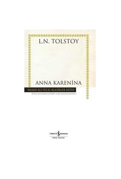 Anna Karenina (Ciltsiz) - Lev Nikolayeviç Tolstoy