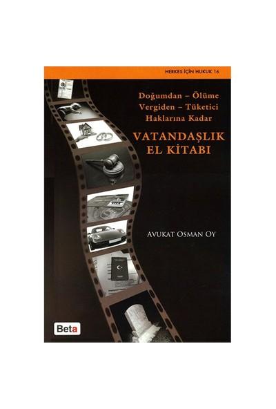 Vatandaşlık El Kitabı - Osman Oy