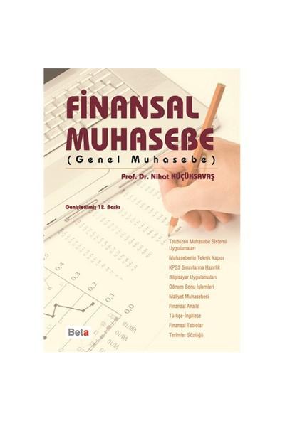 Finansal Muhasebe - Nihat Küçüksavaş