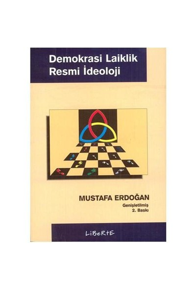 Demokrasi Laiklik Resmi İdeoloji-Mustafa Erdoğan