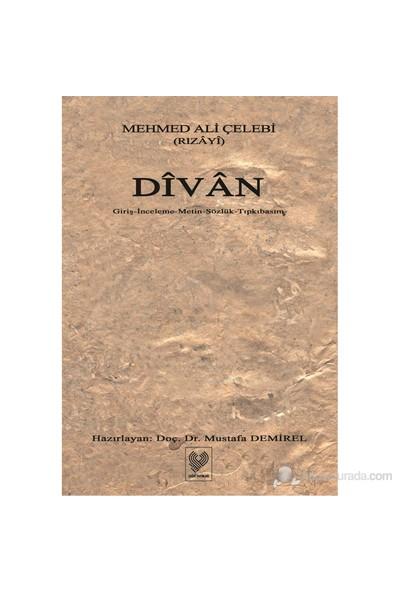Divan - (Giriş - İnceleme - Metin - Sözlük - Tıpkıbasım)