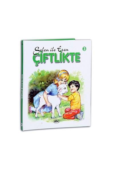 Selen ile Eren - Çiftlikte (Kitap + CD)