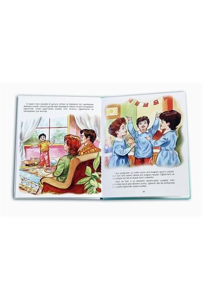 Selen ile Eren - Yeni Ders Yılı (Kitap + CD)
