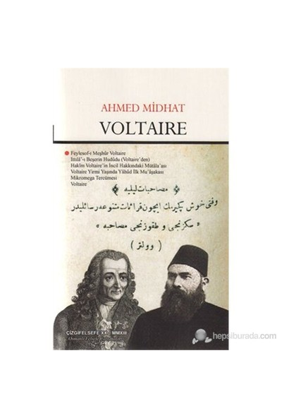 Voltaire-Ahmet Mithat