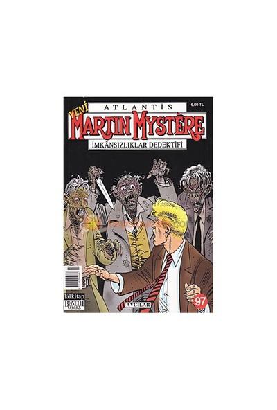 Yeni Martin Mystere Sayı: 97 Avcılar