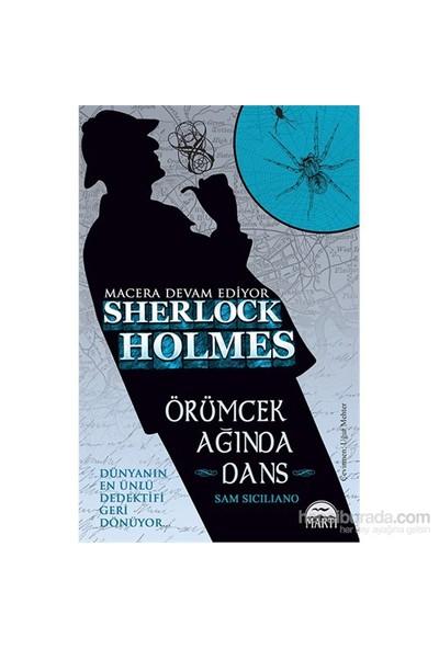 Sherlock Holmes – Örümcek Ağında Dans - Sam Siciliano