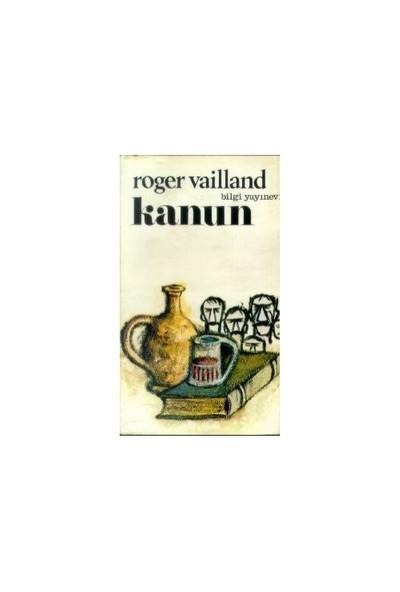 Kanun - Roger Vailland
