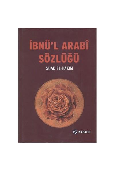 Ibnü'l Arabî Sözlüğü