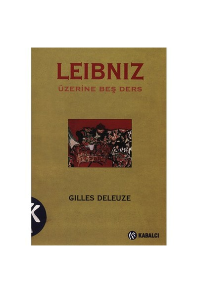 Leıbnız-Gilles Deleuze