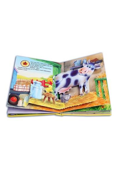Minik Civciv Ve Çiftlikteki Arkadaşları-Kolektif
