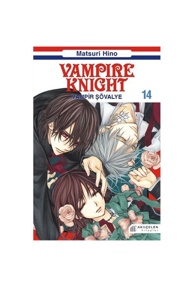 Vampire Knight: Vampir Şövalye 14-Matsuri Hino