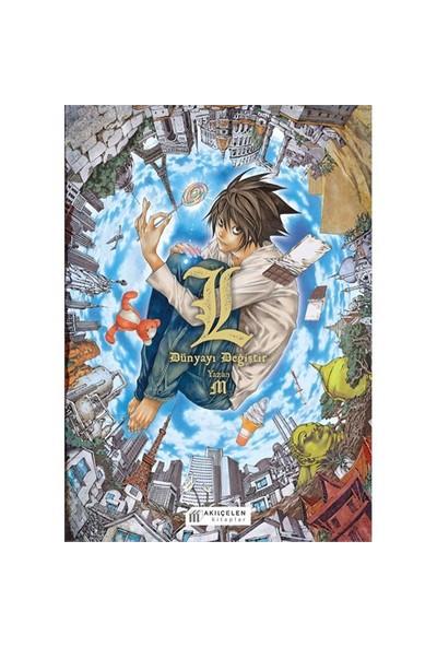 Death Note: L Dünyayı Değiştir - M. Takeshi Obata