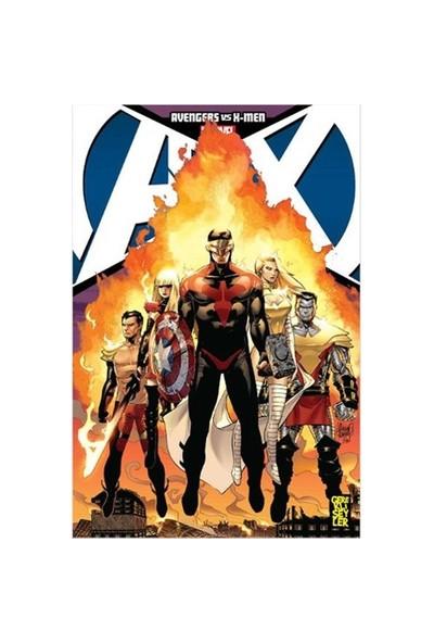 Avengers Vs X-Men 2 Türkçe Çizgi Roman - Jonathan Hickman