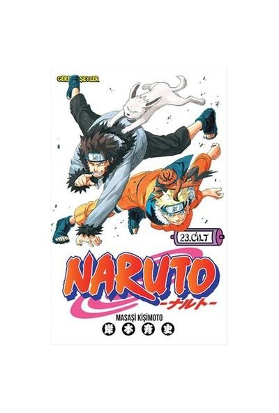 Naruto 23. Cilt Türkçe Çizgi Roman-Masaşi Kişimoto