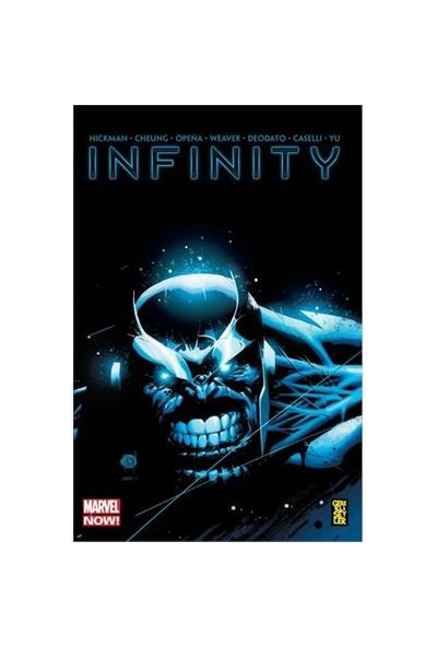 Avengers: Infinity (Çizgi Roman) - Jonathan Hickman