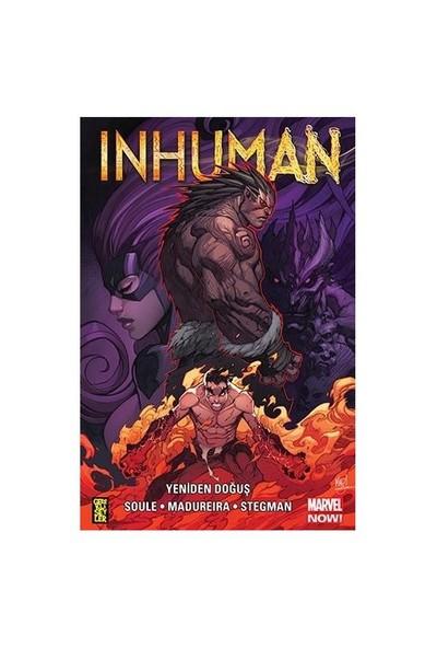 Inhuman 1: Yeniden Doğuş Türkçe Çizgi Roman-Charles Soule