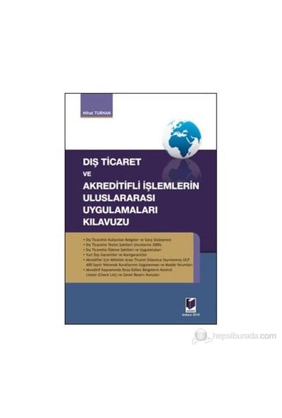 Dış Ticaret Ve Akreditifli İşlemlerin Uluslararası Uygulamaları Kılavuzu-Nihat Turhan