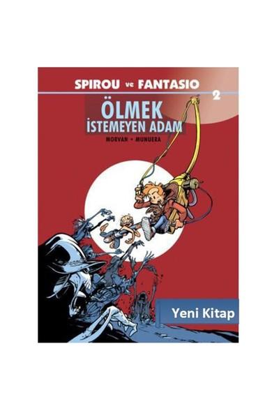 Ölmek İstemeyen Adam – Spirou Ve Fantasio 2