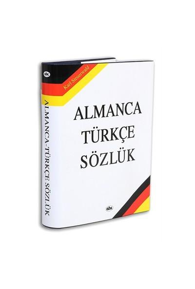 Almanca Türkçe Sözlük - Karl Steurwald