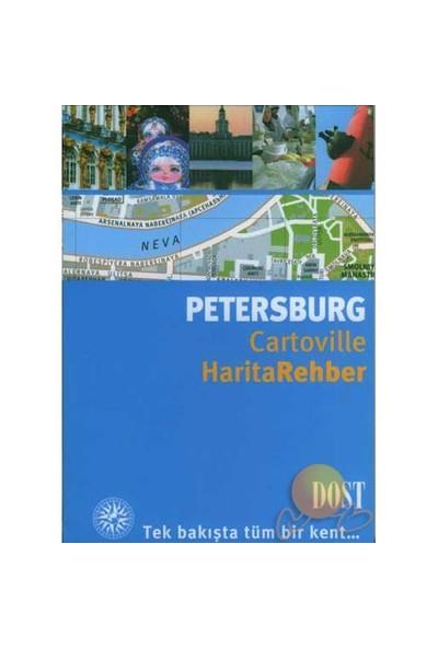 Petersburg Cartovılle Harita Rehber - İrina Outkina