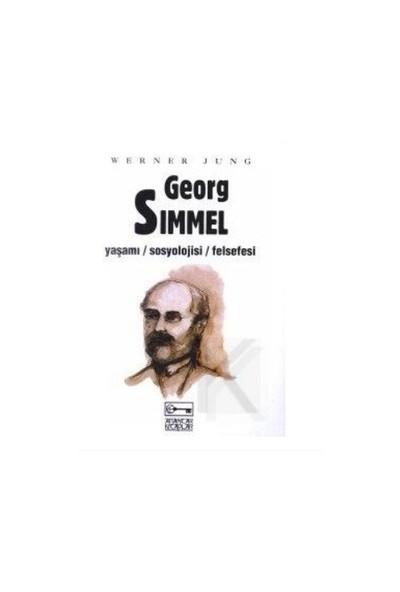Georg Simmel-Werner Jung