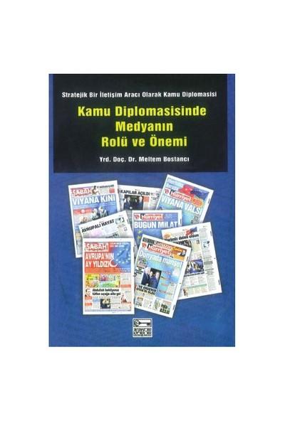 Kamu Diplomasisinde Medyanın Rolü Ve Önemi-Meltem Bostancı