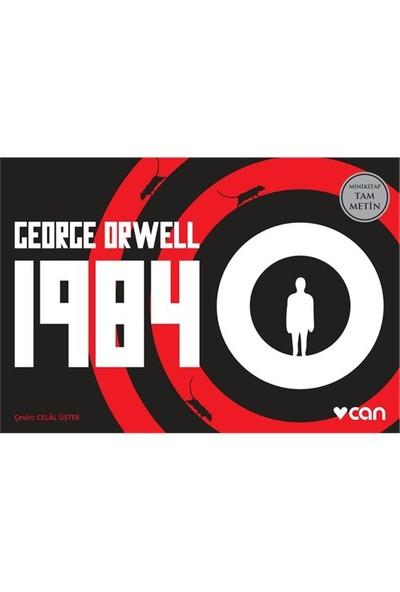 George Orwell 1984 (Minikitap) - George Orwell